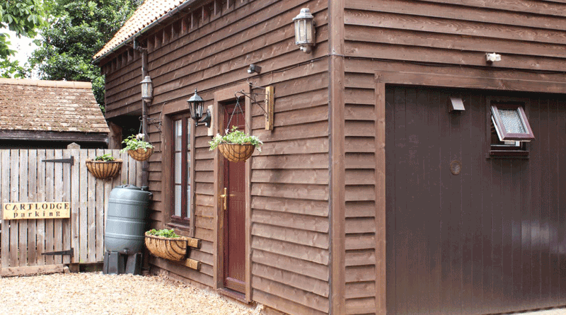 The Cart Lodge, Norfolk
