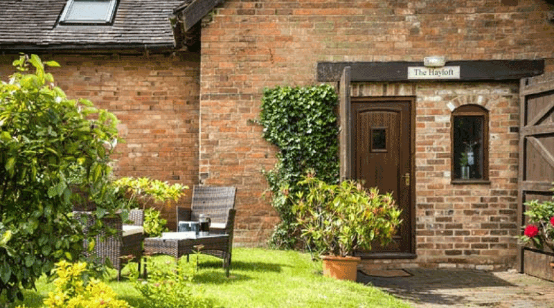 The Hayloft, Stratford-upon-Avon, Cotswolds