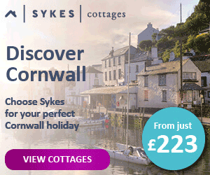 Discover Cornwall Sykes Banner