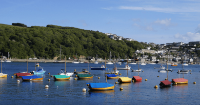Fowey Seafront