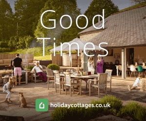 HolidayCottagges.co.uk Banner