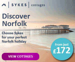 Discover Norfolk Banner Sykes