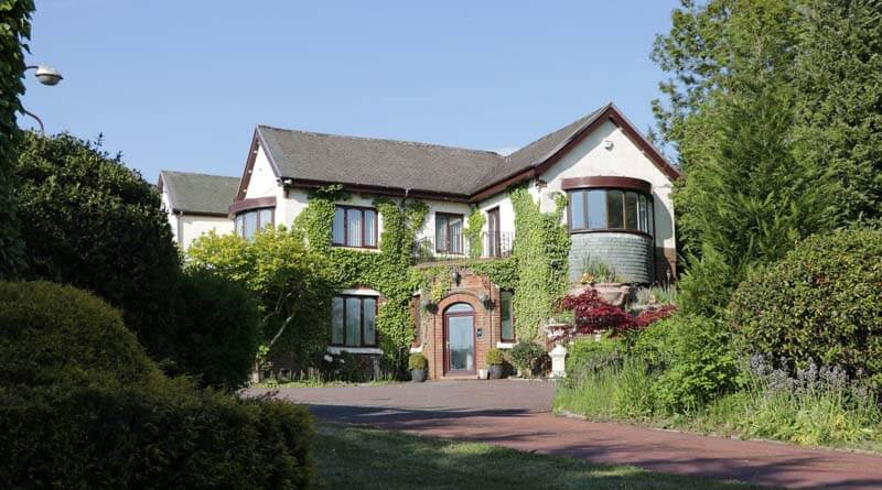 Park Hill House, Clitheroe, Lake District