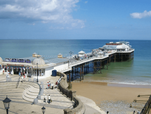Cromer Pier and Pavilion