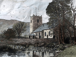 St Oswald Church, Grasmere