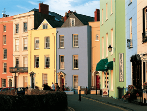 Tenby's Georgian Houses