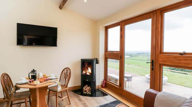 The Comfy Cow, Raglan, Monmouthshire