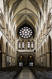 Truro Cathedral Interior